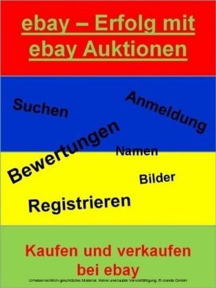 ebay Erfolg mit ebay Auktionen