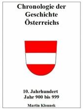 Chronologie Österreichs 10