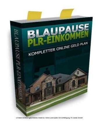 Blaupause-PLR-Einkommen