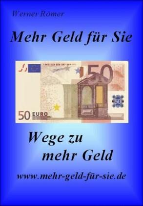 Mehr Geld für Sie