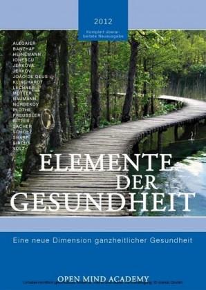 ELEMENTE DER GESUNDHEIT - 2012