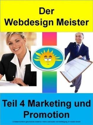Der Webdesign Meister - Teil 4 Marketing und Promotion