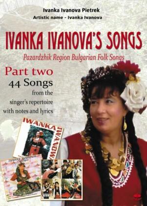 Ivanka Ivanova's Songs - part two
