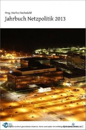 Jahrbuch Netzpolitik 2013