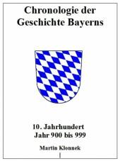 Chronologie Bayerns 10