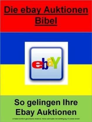 Die ebay Auktionen Bibel