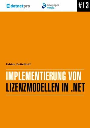 Implementierung von Lizenzmodellen in .NET