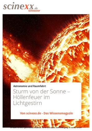 Sturm von der Sonne