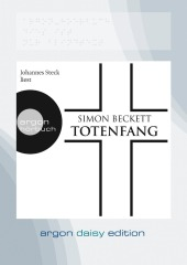 Totenfang, 1 MP3-CD (DAISY Edition) Cover