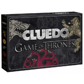 Cluedo Game of Thrones Collector's Edition (Spiel)