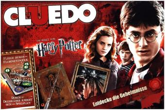 Cluedo Harry Potter Collector's Edition (Spiel)
