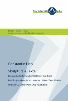 Skulpturale Texte