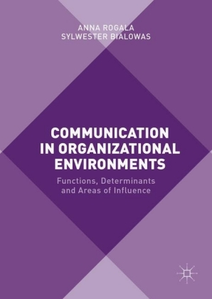 Communication in Organizational Environments