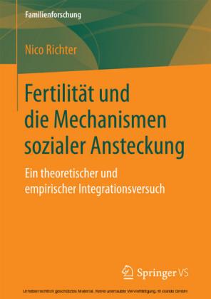Fertilität und die Mechanismen sozialer Ansteckung