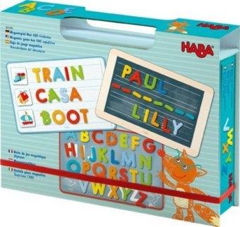 Magnetspiel-Box, ABC-Entdecker (Kinderspiel)