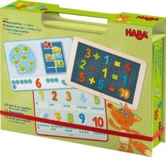 Magnetspiel-Box, 1, 2, Zählerei (Kinderspiel)