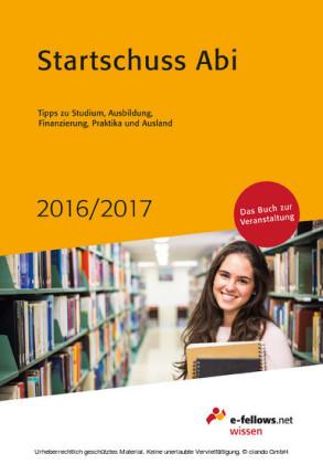 Startschuss Abi 2016/2017