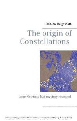 The Origin of Constellations