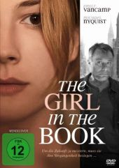 The Girl in the Book, 1 DVD Cover