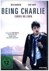 Being Charlie - Zurück ins Leben, 1 DVD Cover