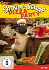 Shaun das Schaf - Pizza Party, 1 DVD Cover