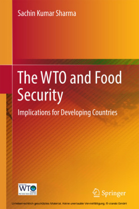 The WTO and Food Security