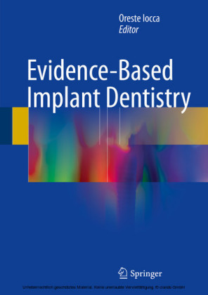 Evidence-Based Implant Dentistry