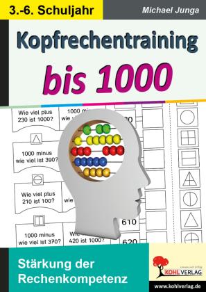 Kopfrechentraining bis 1000