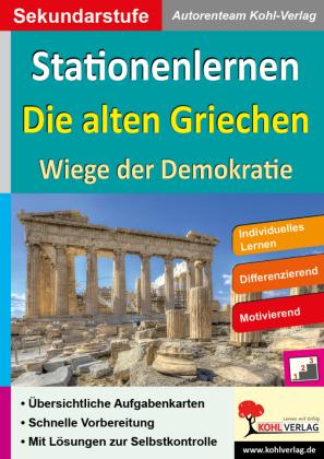 Stationenlernen Die alten Griechen