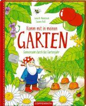 Komm mit in meinen Garten Cover