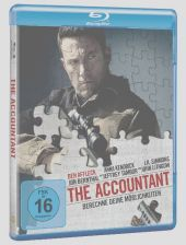 The Accountant Cover