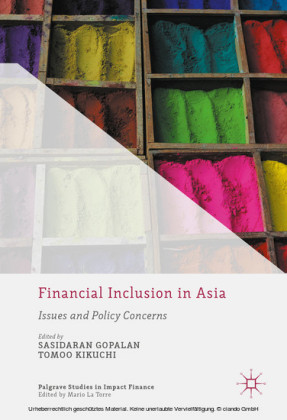 Financial Inclusion in Asia