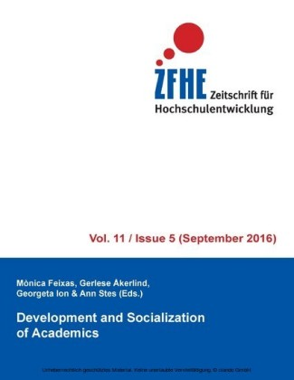 Development and Socialization of Academics