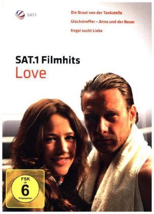 SAT.1 Filmhits - Love Box