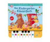 Mein Kindergarten-Klavierbuch, m. Soundeffekten Cover