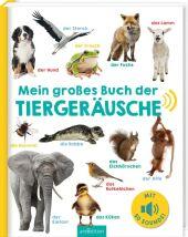 Mein großes Buch der Tiergeräusche Cover