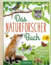Das Naturforscher-Buch Cover