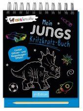 Mein Jungs-Kritzkratz-Buch