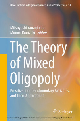 The Theory of Mixed Oligopoly