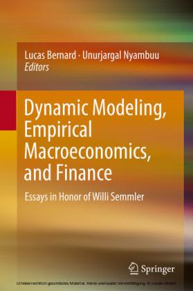 Dynamic Modeling, Empirical Macroeconomics, and Finance