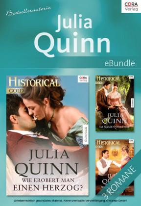 Bestsellerautorin Julia Quinn
