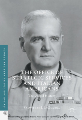 The Office of Strategic Services and Italian Americans