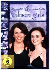 Gilmore Girls, 6 DVDs Cover