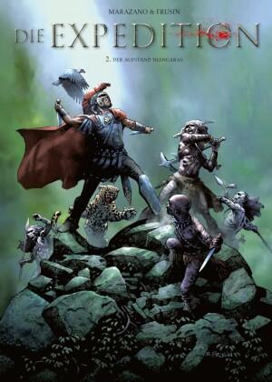 Die Expedition, Band 2 - Die Revolte von Niangara
