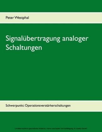 Signalübertragung analoger Schaltungen