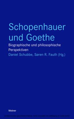 Schopenhauer und Goethe