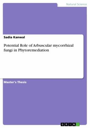 Potential Role of Arbuscular mycorrhizal fungi in Phytoremediation