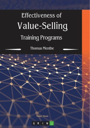 Effectiveness of Value-Selling Training Programs