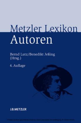 Metzler Lexikon Autoren