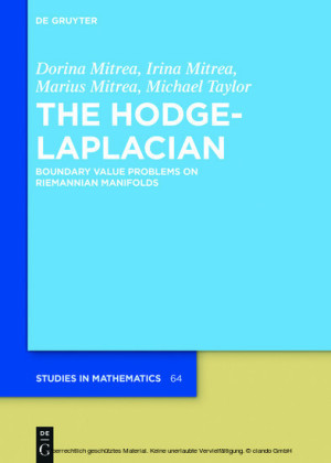 The Hodge-Laplacian